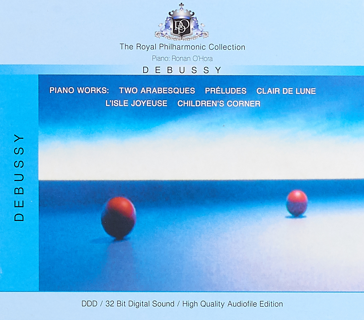 The Royal Philharmonic Orchestra Orchestra. Debussy. Piano Works
