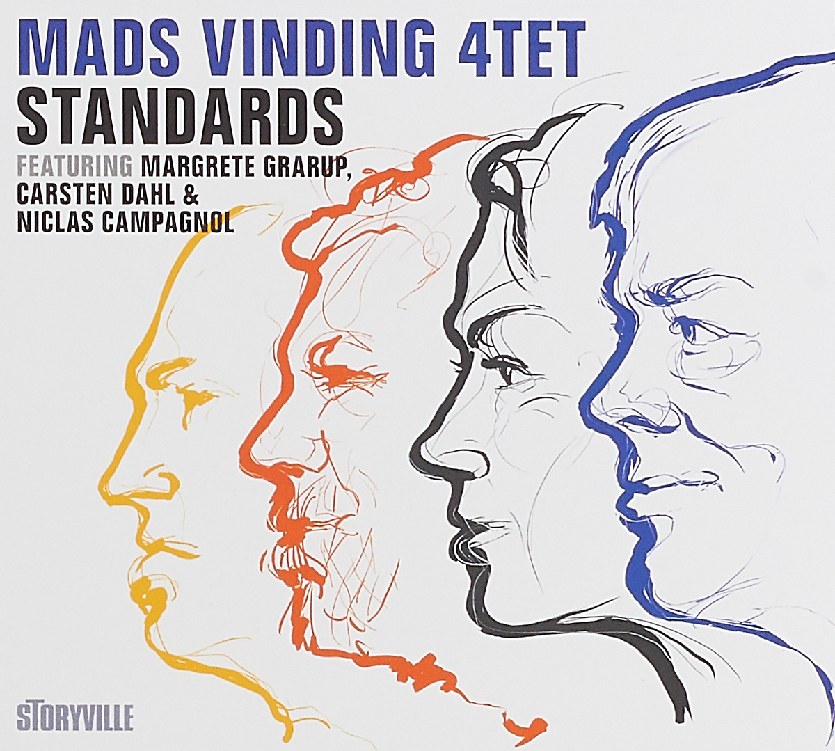 Мэдс Виндинг,Margrete Grarup,Карстен Даль Mads Vinding 4Tet. Standards mads norgaard повседневные шорты