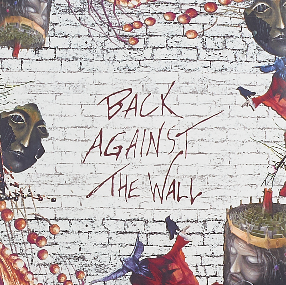 Back Against The Wall. A Tribute To Pink Floyd (2 CD)