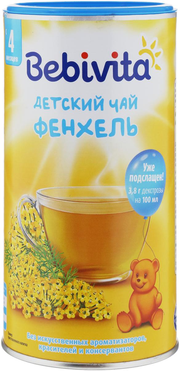 все цены на Bebivita Фенхель чай гранулированный, с 4 месяцев, 200 г онлайн