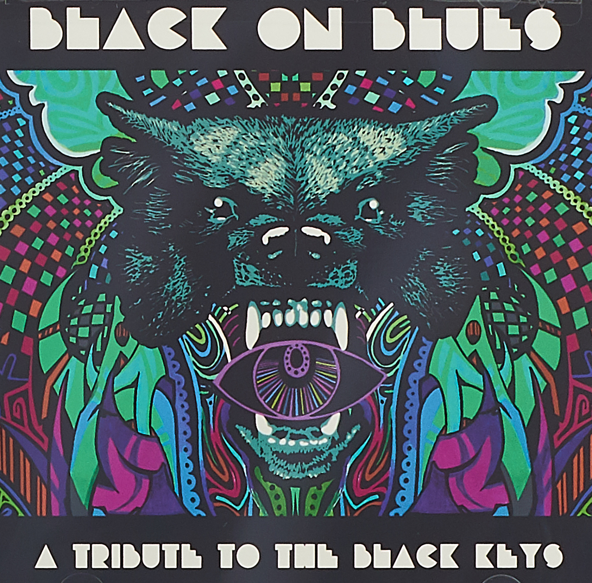 Black On Blues. A Tribute To The Black Keys the black keys the black keys el camino