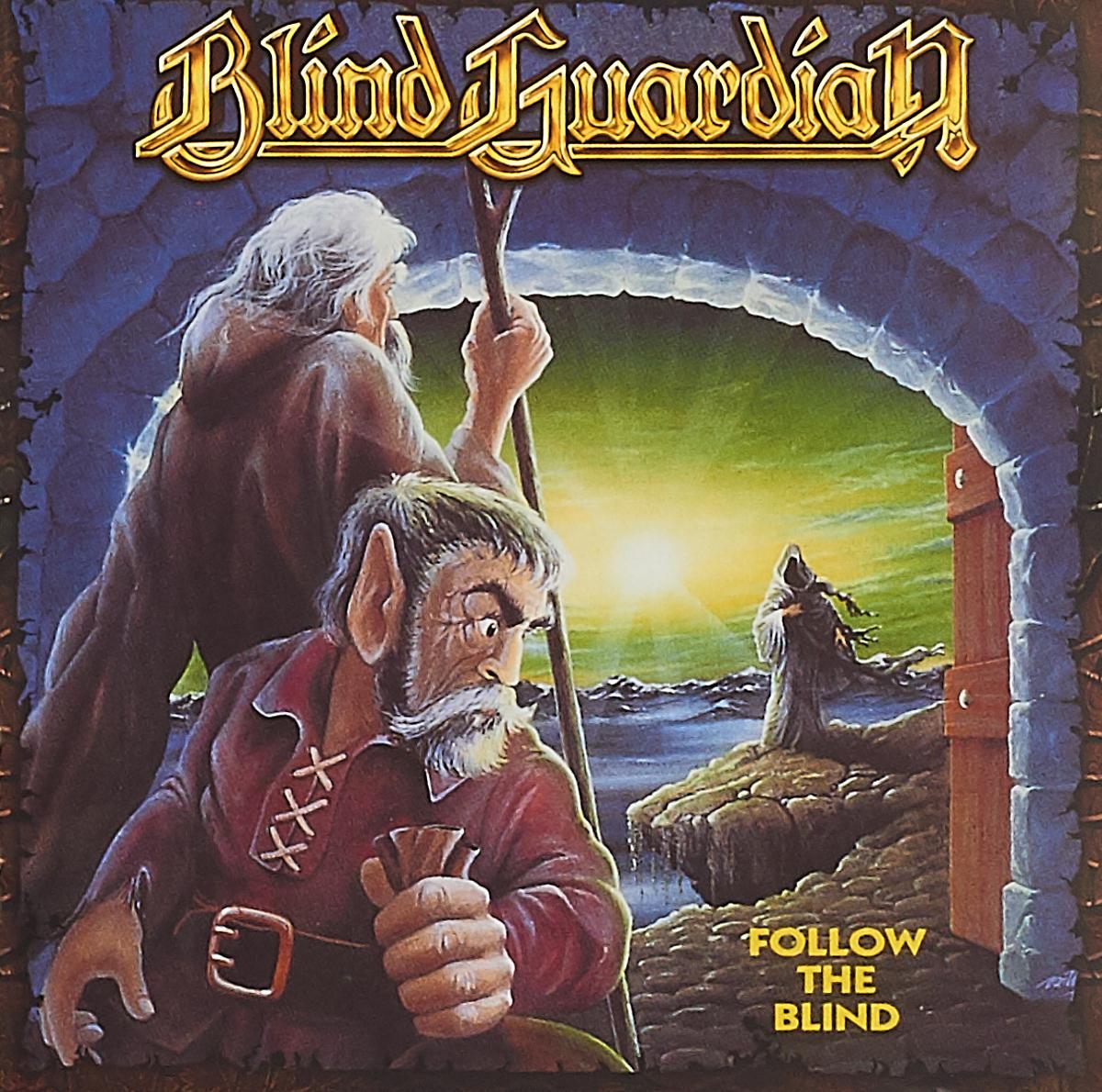 Blind Guardian Blind Guardian. Follow The Blind blind guardian blind guardian follow the blind white vinyl lp