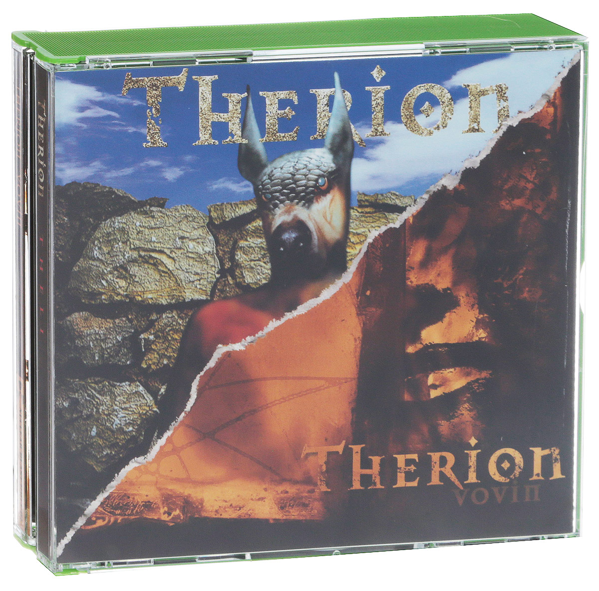 Therion Therion. Theli (2 CD) cd therion beloved antichrist