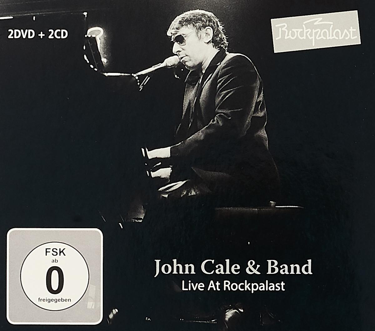 Джон Кейл John Cale. Live At Rockpalast (Bonus) (2 CD + 2 DVD)