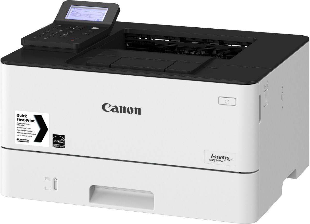 Принтер Canon i-Sensys LBP214dw, White