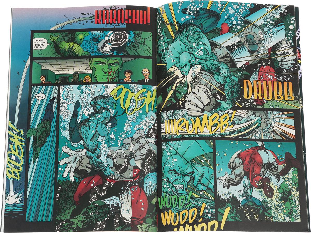 Savage Dragon #3 Rock This Town. ...
