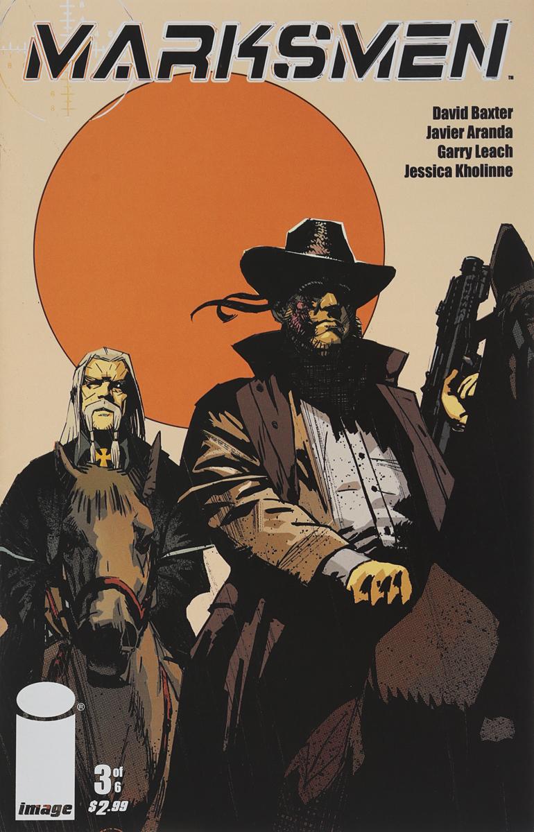 David Baxter, Javier Aranda Marksmen #3