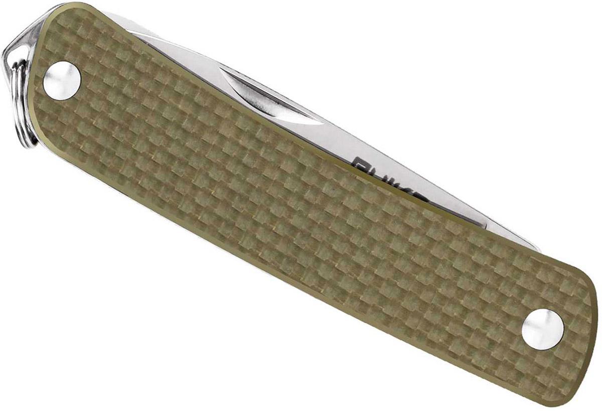 Нож складной туристический Ruike S22-G, цвет: зеленый цены