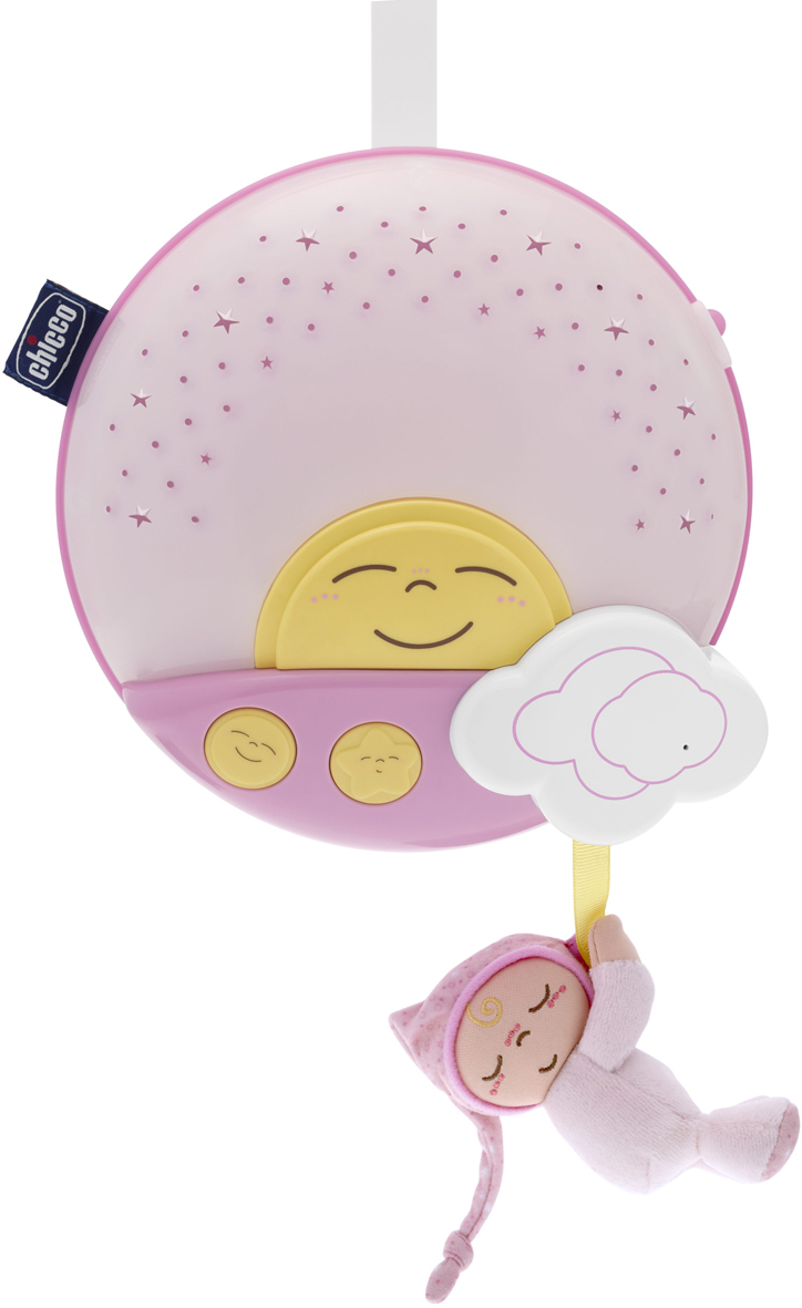 Chicco Игровая панель на кроватку Sunset цвет розовый музыкальная подвеска на кроватку chicco чико спокойной ночи цвет розовый