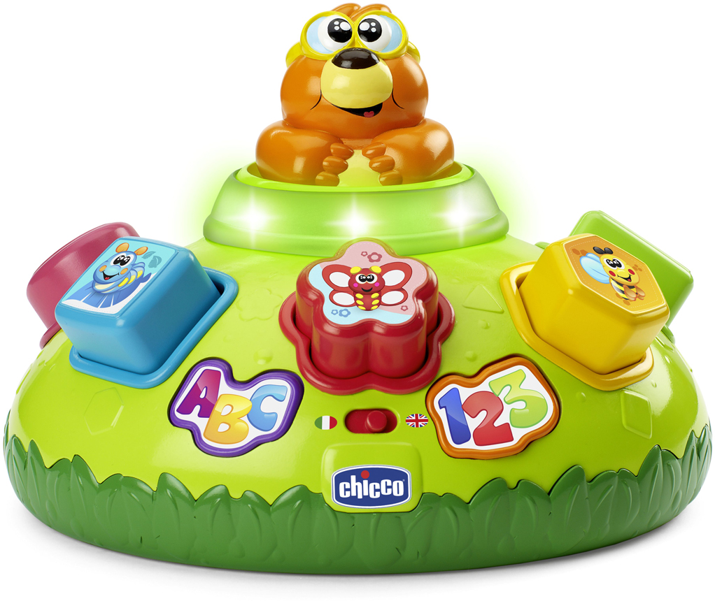 Chicco Развивающая игрушка Крот