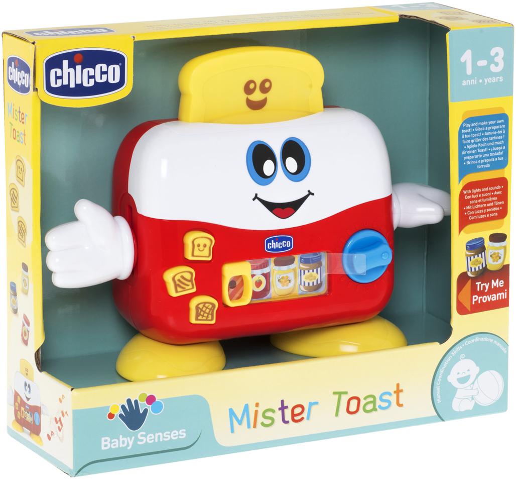Chicco Развивающая игрушка Mr Toast