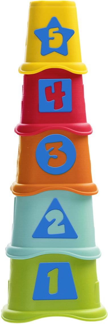Chicco Пирамидка Stacking Cups