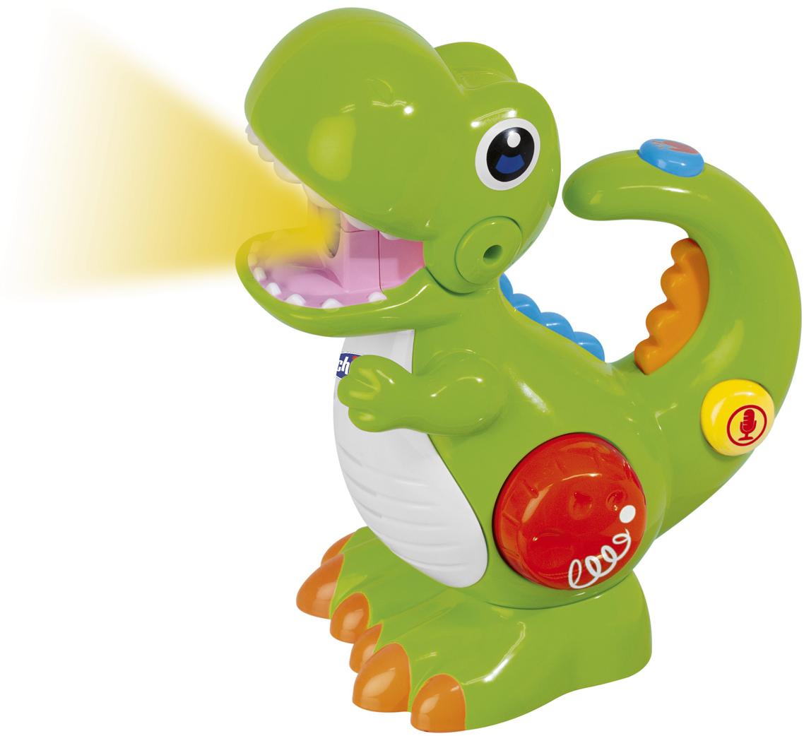 Chicco Развивающая игрушка Динозавр