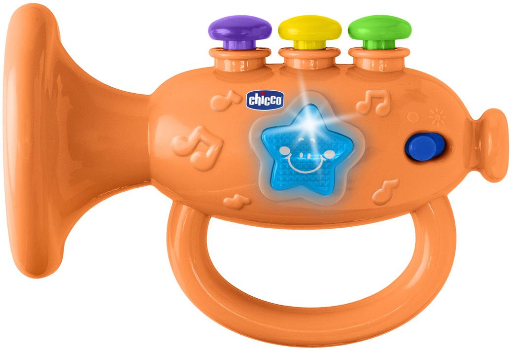 Chicco Развивающая игрушка Труба