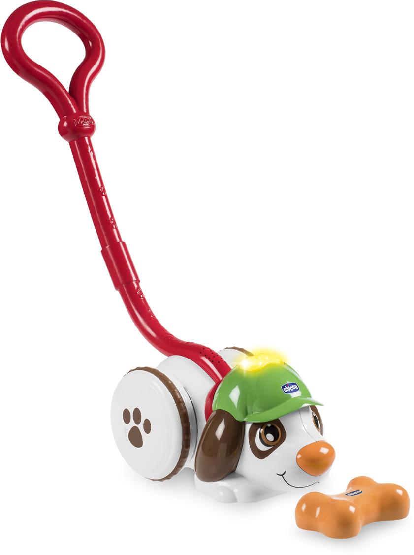Chicco Развивающая игрушка Собака-детектив цена