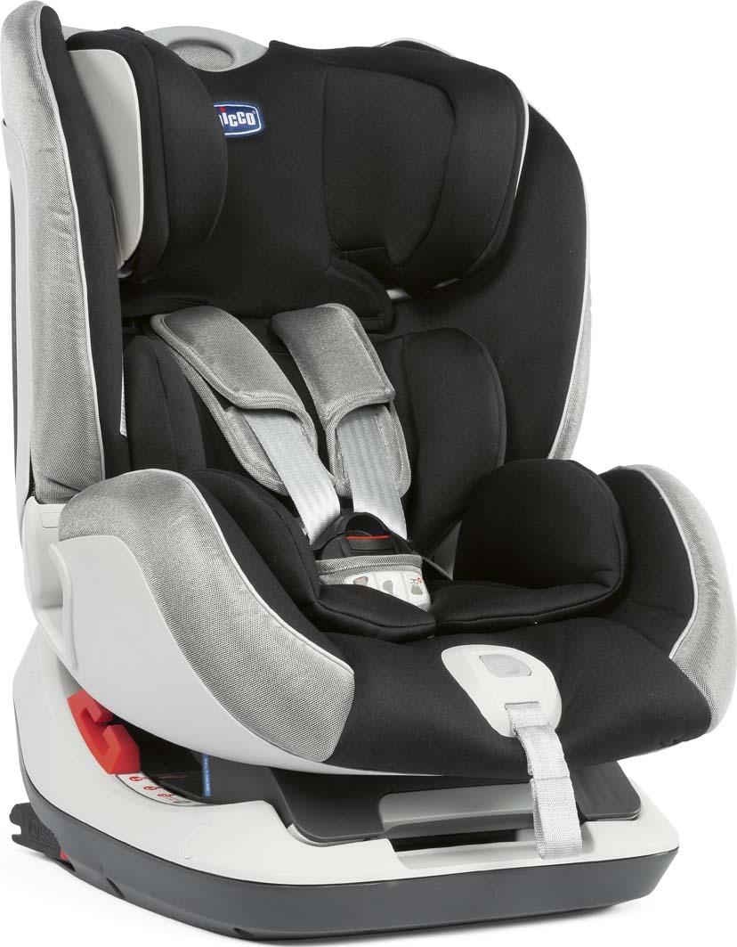 Автокресло Chicco Seat Up 012 от 0 до 25 кг, 00079834310000, серый, черный автокресло chicco seat up 012 краш тест