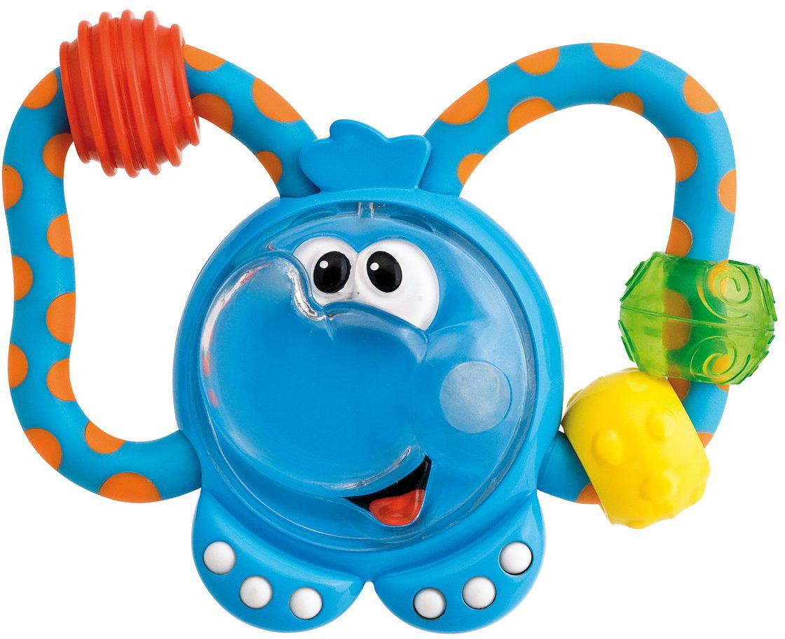 Chicco Игрушка-погремушка Слоненок игрушка погремушка chicco поезд