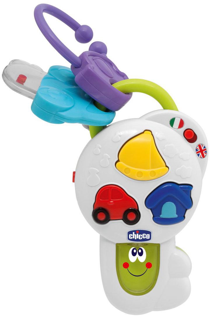 купить Chicco Развивающая игрушка Говорящий ключик по цене 974 рублей