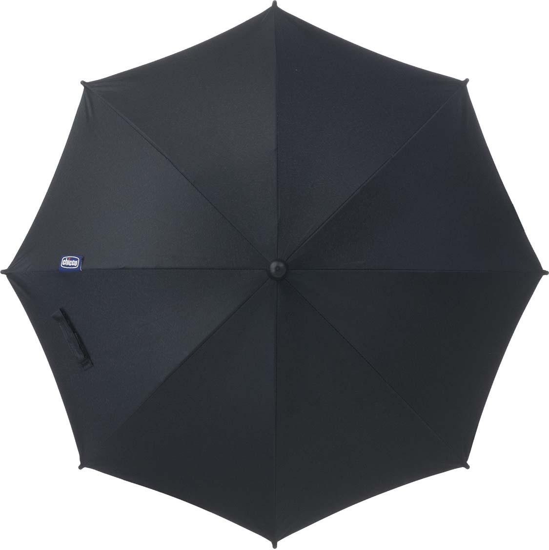 Chicco Зонтик от солнца универсальный для колясокцвет черный зонтик для колясок altabebe al7002 navy blue