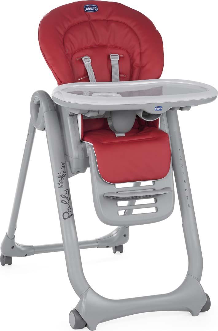 Стульчик Polly Magic Relax Red4 колеса стульчик для кормления hauck sit in relax birdie