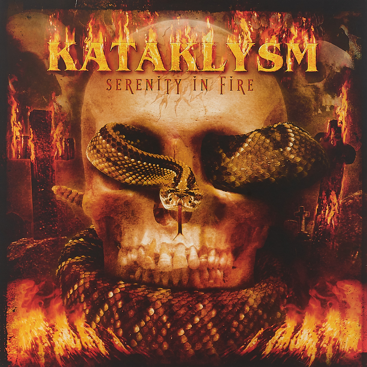 Kataklysm Kataklysm. Serenity In Fire (LP)