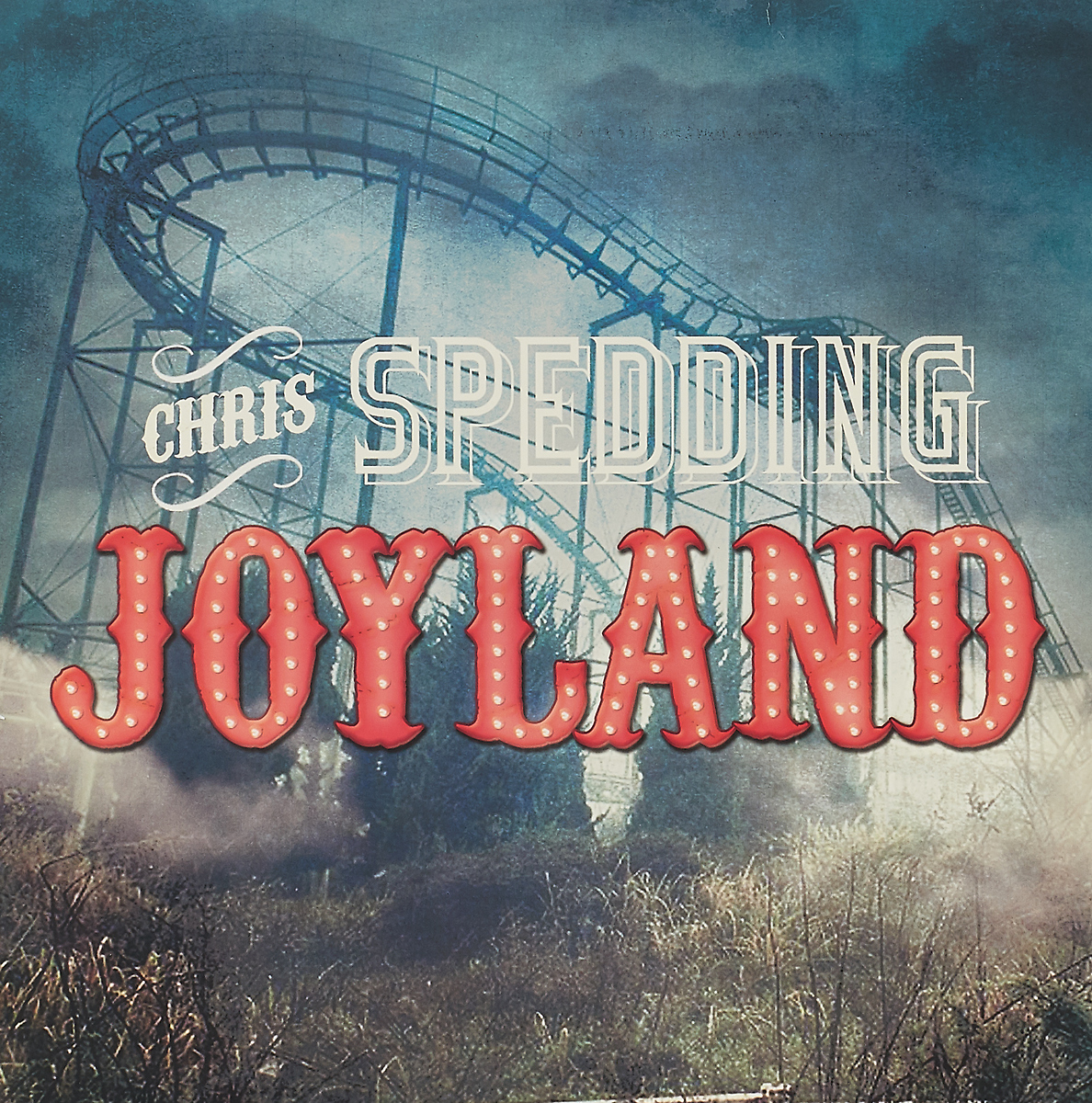 Крис Спеддинг Chris Spedding. Joyland (LP) крис дейв chris dave chris dave and the drumhedz 2 lp