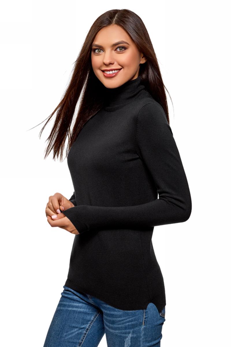 Свитер oodji Knits Collection кардиган женский oodji knits collection цвет черный 73212401b 45641 2900n размер s 44