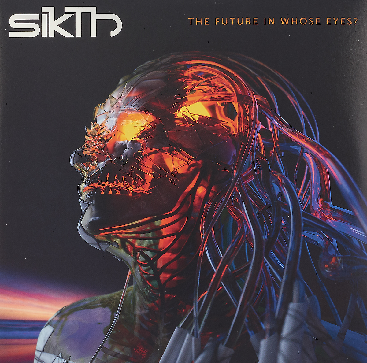 Sikth Sikth. The Future In Whose Eyes? (LP)