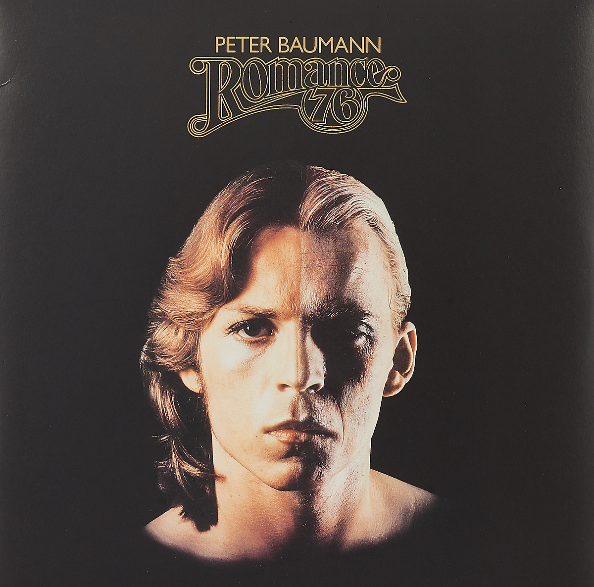 Peter Baumann Peter Baumann. Romance 76 (LP) peter baumann projecting the future