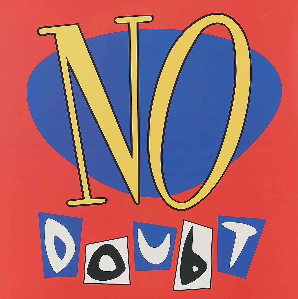 No Doubt No Doubt. No Doubt (LP) no doubt no doubt no doubt lp