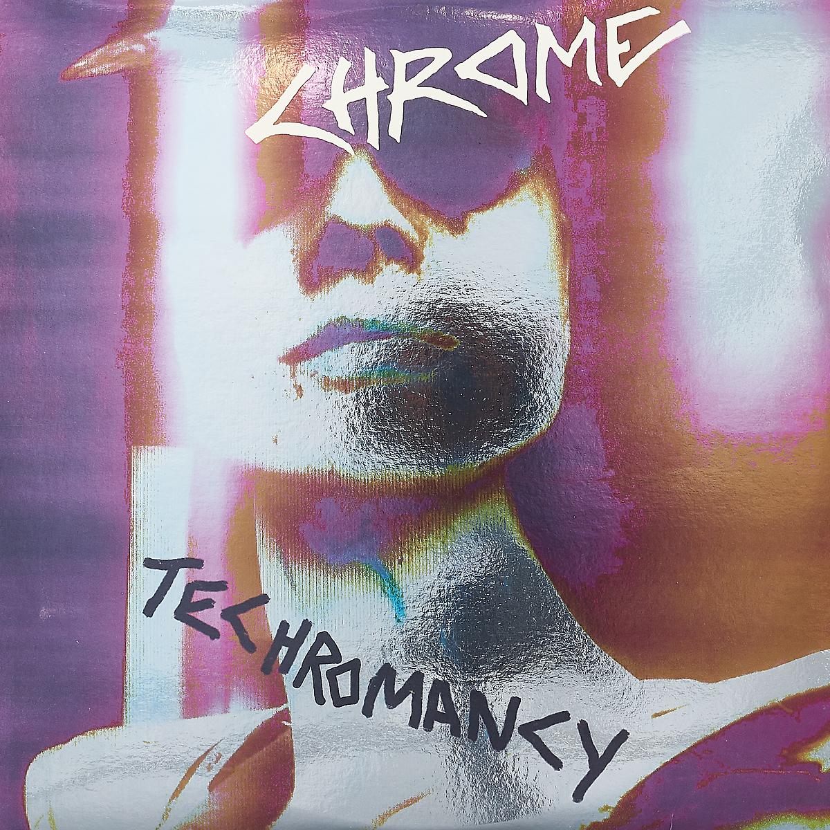 Chrome Chrome. Techromancy (LP) цена в Москве и Питере