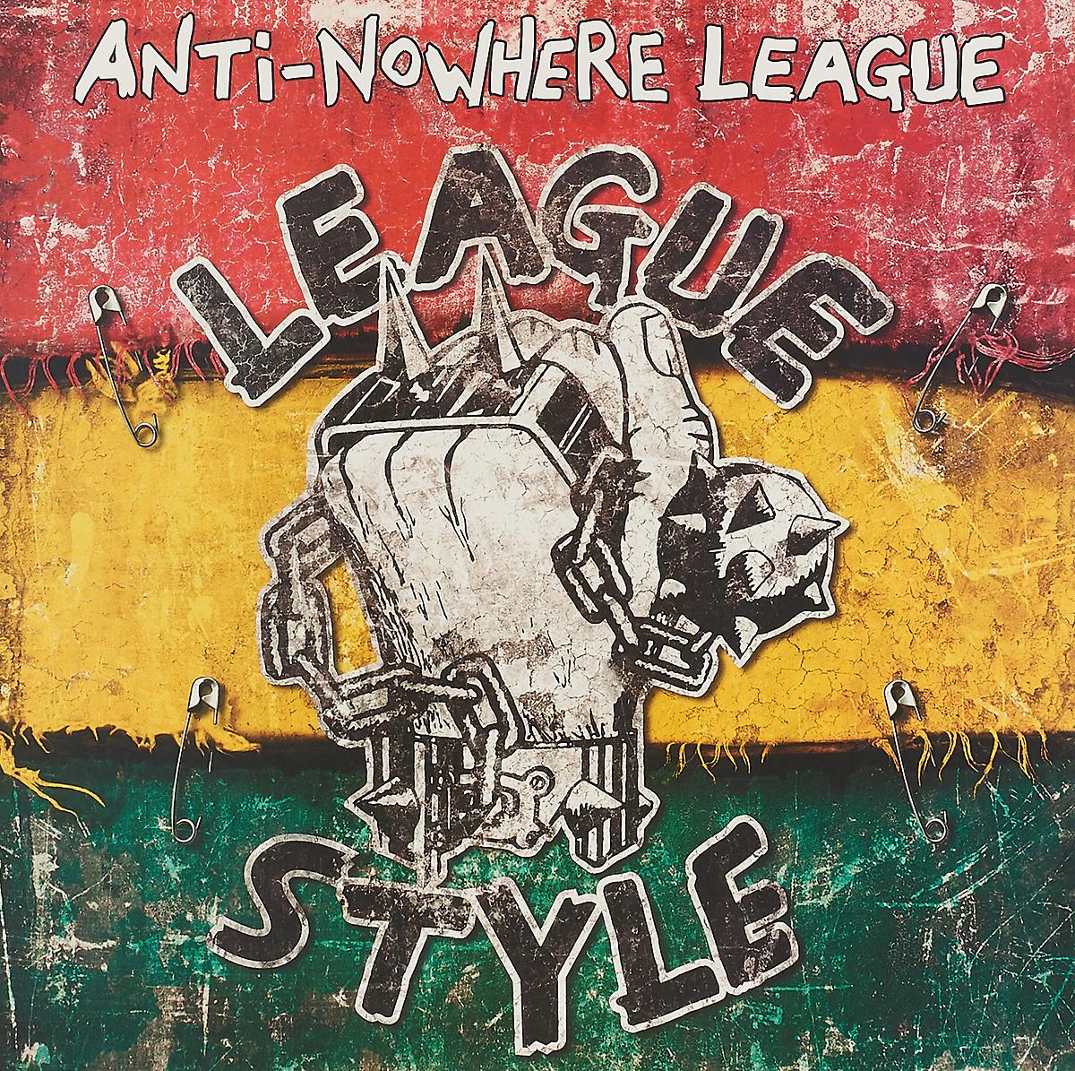 Anti-Nowhere League. League Style (LP) цена