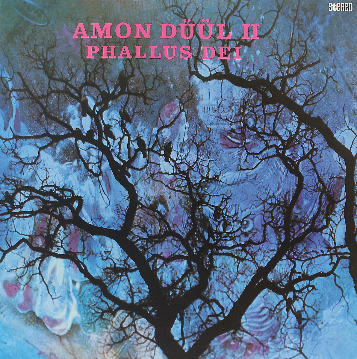 Amon Duul II Amon Duul II. Phallus Dei (LP) цена и фото