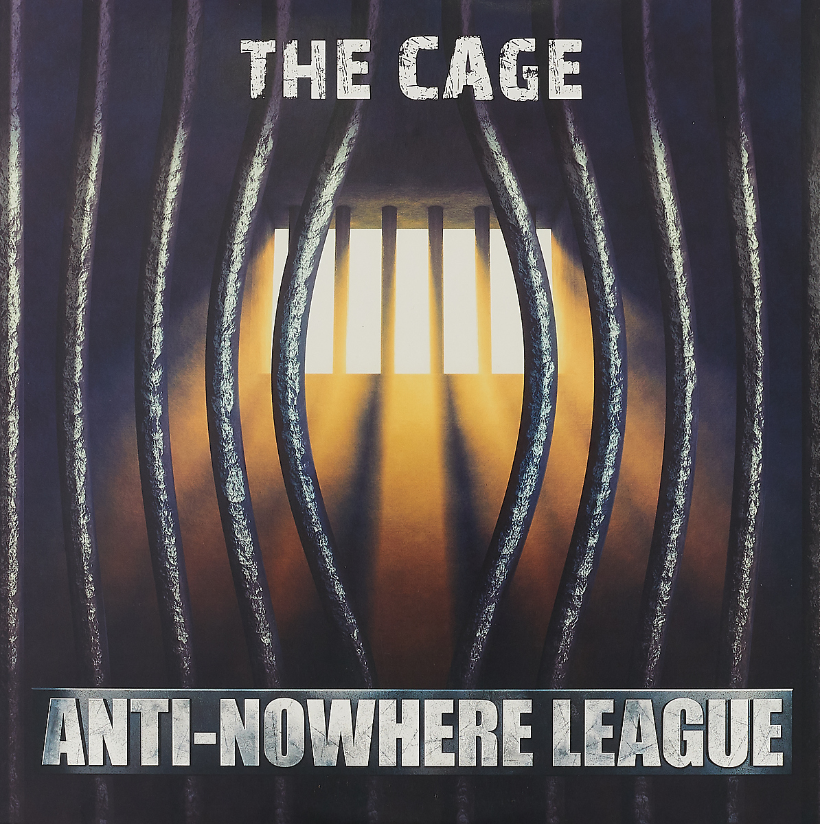 Anti Nowhere League Anti-Nowhere League. The Cage (LP) beverly bird out of nowhere