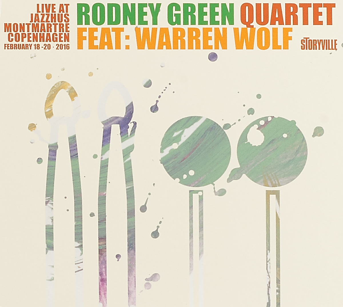 Rodney Green Quartet,Wolf Warren Rodney Green Quartet Feat Wolf Warren. Live At Jazzhus Montmartre Copenhagen rodney st michael st michael rodney sync my world thief s honor ga sk paperback edition