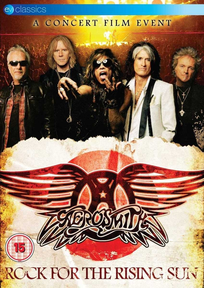 Aerosmith: Rock For The Rising Sun hangman