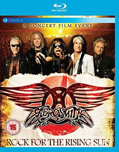 Aerosmith: Rock For The Rising Sun (Blu-ray) hangman