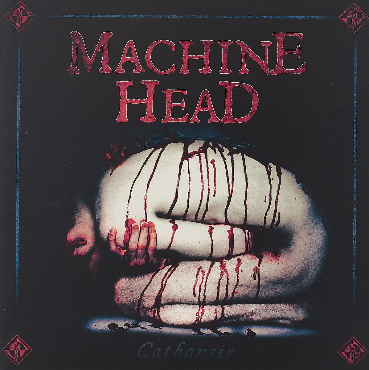 Machine Head Machine Head. Catharsis (2 LP) bikini machine bikini machine let's party with bikini machine vol 2 lp