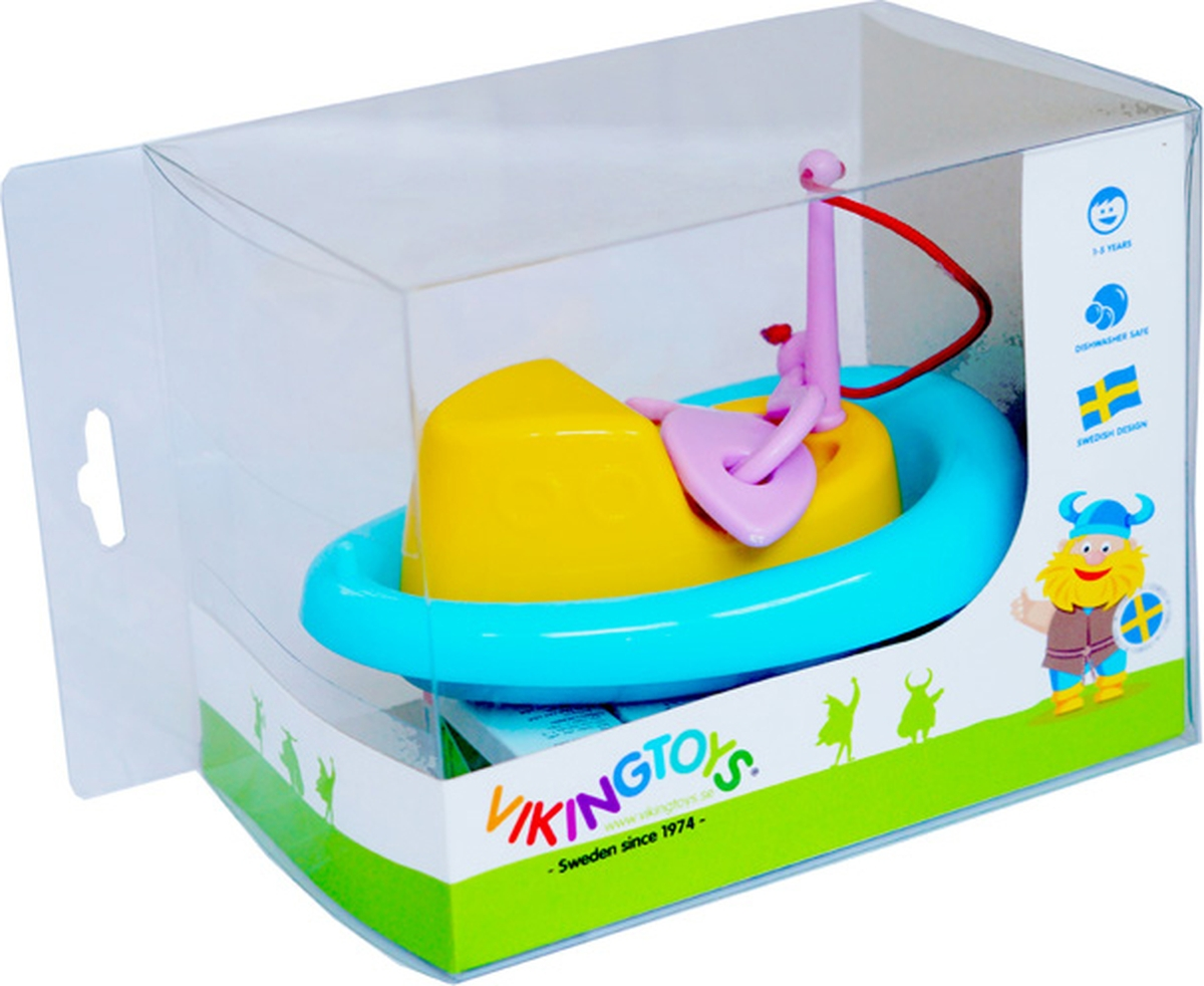 Viking Toys Игрушка для ванной Кораблик Рыбацкий