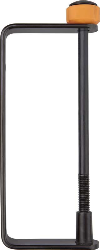 цена на Настенное крепление катушки для шланга Fiskars, 25 х 9,5 х 3 см