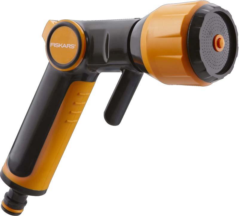 Пистолет-рапылитель для полива Fiskars Multi, регулируемый, 24 х 20 х 5,5 см дилейни дж скользящий