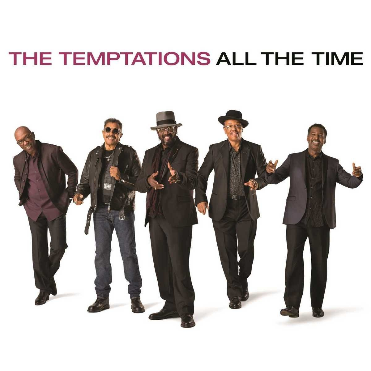 The Temptations The Temptations. All The Time the devil all the time