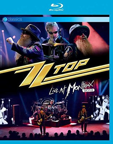 ZZ Top: Live At Montreux 2013 (Blu-ray) status quo pictures live at montreux 2009 blu ray