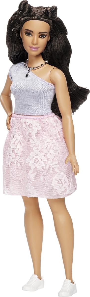 mattel barbie dvx72 барби кукла из серии игра с модой Barbie Кукла Fashionistas № 65