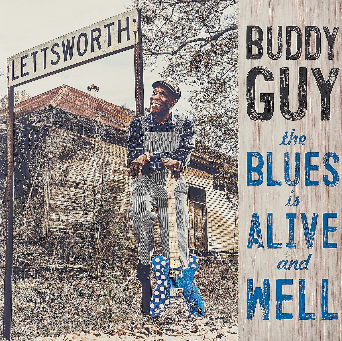 лучшая цена Бадди Гай Buddy Guy. The Blues Is Alive And Well (2 LP)