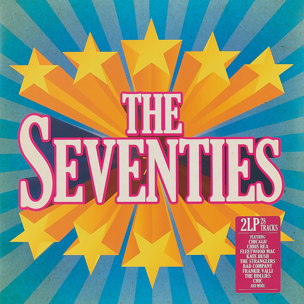 The Seventies (2 LP)