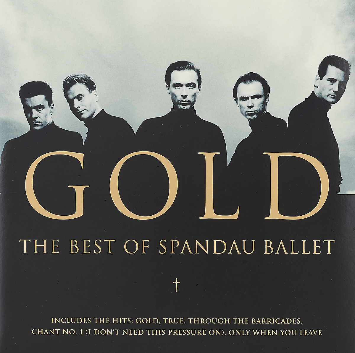 The Best Of Spandau Ballet The Best Of Spandau Ballet. Gold (2 LP) sting fields of gold – the best of 1984–1994 cd