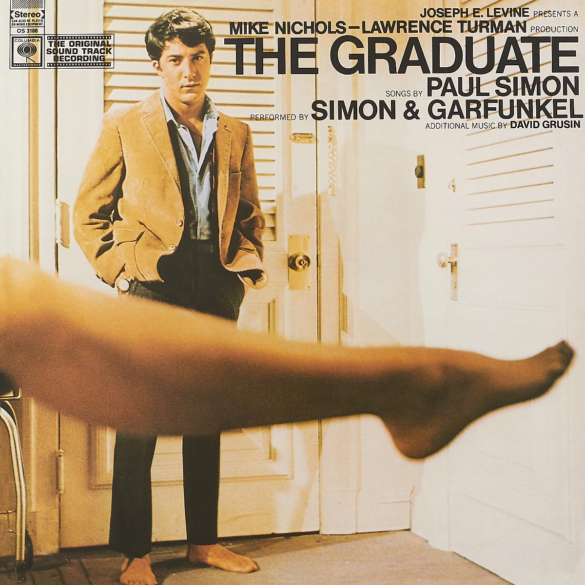 лучшая цена Simon & Garfunkel. The Graduate (LP)