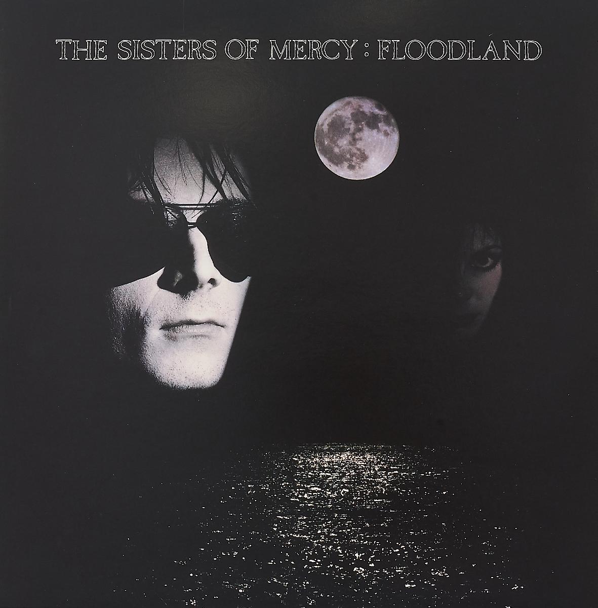 The Sisters Of Mercy The Sisters Of Mercy. Floodland (LP) the sisters of mercy sisters of mercy the triple album collection 3 cd