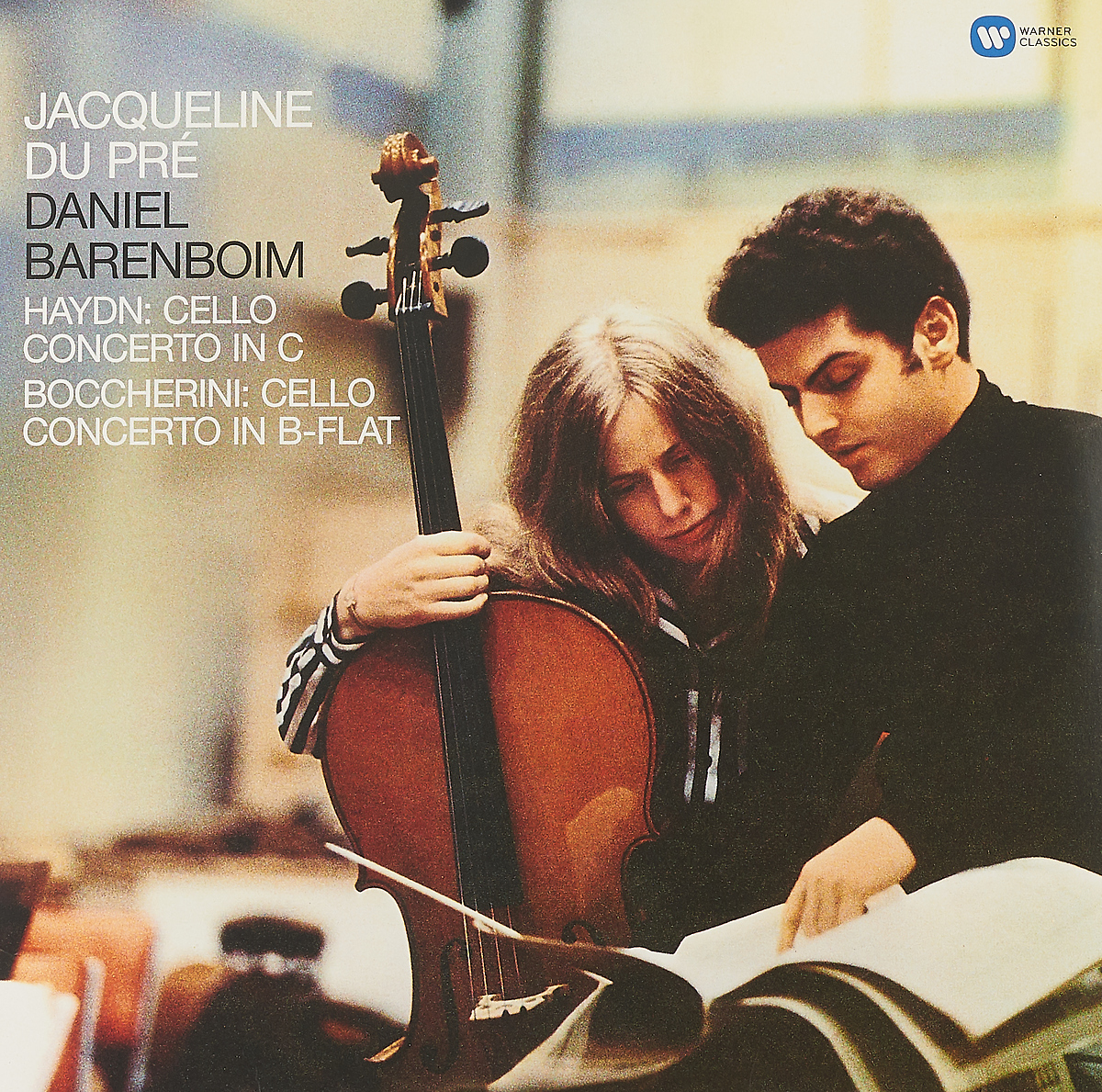 Haydn Wood,Луиджи Боккерини Haydn, Boccherini. Cello Concerto In C/B-Flat (LP) haydn haydnjacqueline du pre cello concerto in c boccherini cello concerto